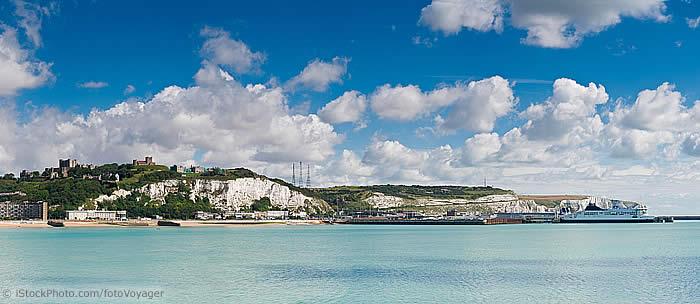 Dover in Kent.