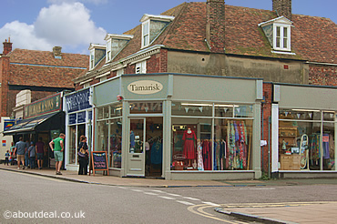 Boutique in Deal Kent