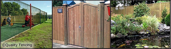 Fencing contractors Deal Kent